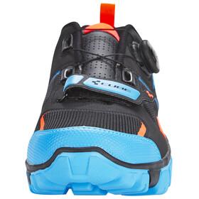 Cube All Mountain Pro - Chaussures - bleu/noir
